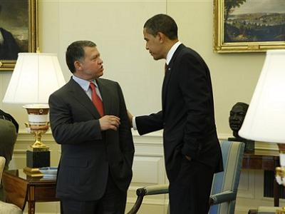 King Abdullah's regime has long served as a linchpin of U.S. Middle East foreign policy. (Photo: WH)