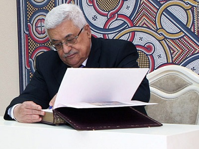 Palestinians have to face up to the inescapable reality that their leadership has completely acquiesced.