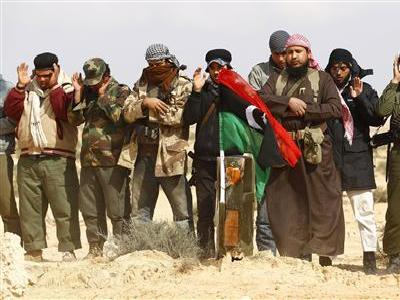 The Libyan future remains highly uncertain at present.