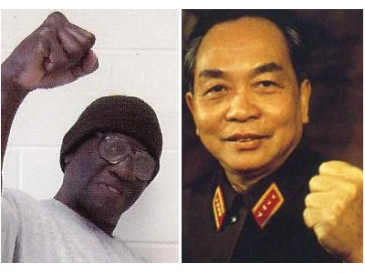 There was so much in common between Wallace and Giap, and surely the two men knew it even though they had never met.