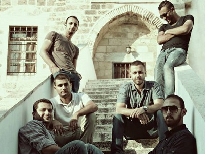 (Photo of Watar Band by Fawzi Aljafarawi/supplied)