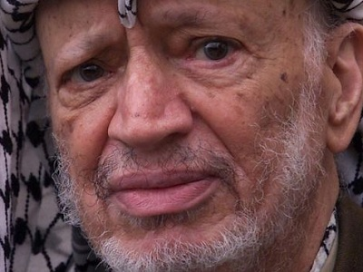 For Israelis, Arafat was the embodiment of the Palestinian people.
