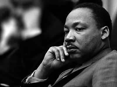 We must never forget the full range of Dr. King's vision, nor the full tragedy of the world he sought to heal.