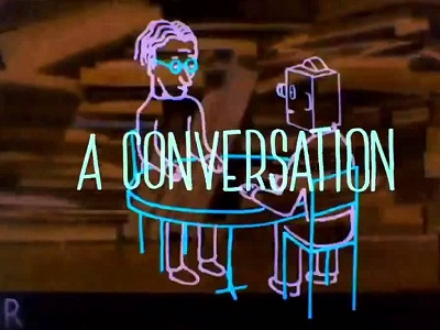 From Michel Gondry's animated conversation with Noam Chomsky. (Youtube)
