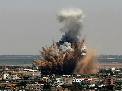 Israel may have finally discovered the limits of force and violence. (Safa.ps/Flicker)