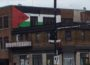 I now look forward to returning to the intersection and viewing the multicolored Palestinian flag. (Supplied)