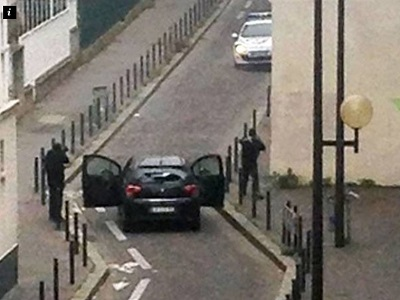 France's tragic deaths were not simply payback for Charlie Hebdo's satire of the Prophet.