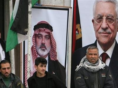 President Abbas must travel to Gaza and stay there. (Via Aljazeera/file)
