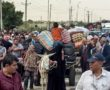 Rafah crossing. (Johnny Barber, Palestine Chronicle)