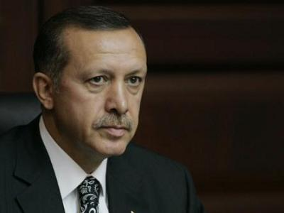 Erdoğan's push for a constitutional shift from a parliamentary to a presidential system has failed. (Via Aljazeera)