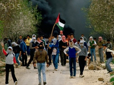 A third intifada is a possible scenario but it's not the only one.