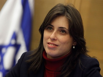 Israel's Deputy Foreign Minister, Tzipi Hotovely
