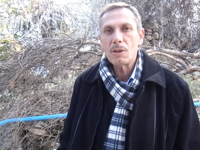 Olive farmer and medical doctor Hashem al-Azzeh died after inhaling tear gas fired by Israeli soldiers in Hebron.