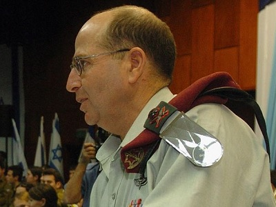 Moshe Ya'alon said that the wave of violence might continue for a few days or might last much longer. (Wikimedia Commons)