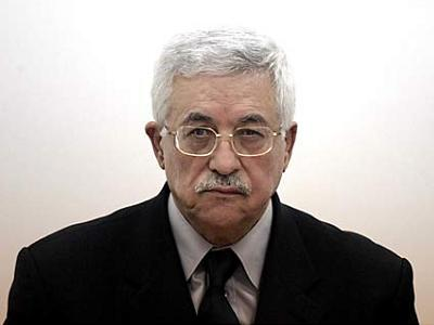 Waiting for Abbas to articulate a stronger, more convincing message is also a waste of time. (File)