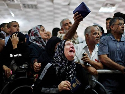 The blockade imposed on two million people in the Gaza Strip must be lifted immediately and unconditionally. (File)
