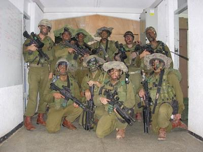 Israel is a colonial entity represented by an armed gang that established a state by force. (Wikimedia Commons)