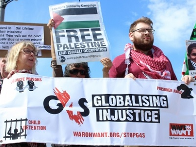 More attempts will follow to try and criminalize BDS actions and activists in Canada. (Photo: Via CPA Vancouver)