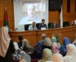 IUG in collaboration with CIR organised a study day on Palestinian media discourse. (Photo: Mohammed I. Alsindawi, the Palestine Chronicle)