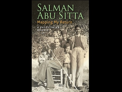 Abu Sitta's life is an Opus Magnus preserving the integrity of the land of Palestine. (Image: Book Cover)
