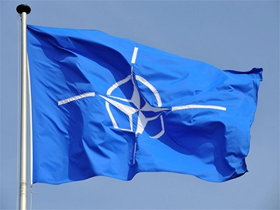 The decision was the result of 'prolonged Israeli diplomatic efforts.' (Photo: NATO flag, file)
