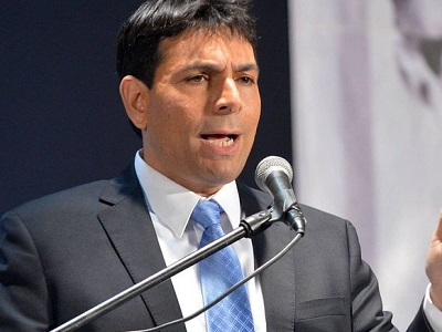 Danny Danon - Israel's new ambassador to the UN. (Photo: via twitter))