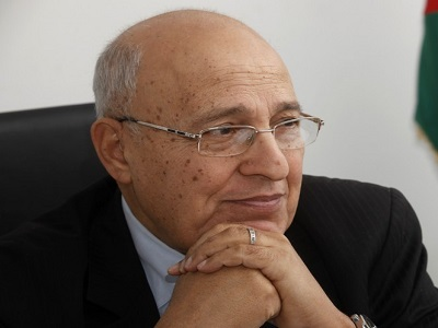 International Relations Commissioner for the Fatah movement Nabil Shaath. (Photo: File)
