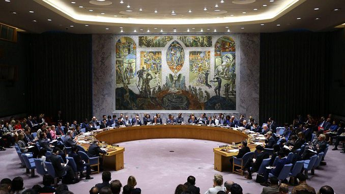 Israel Withdraws Candidacy for UN Security Council Seat