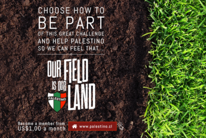 Palestino: Our Field Is Our Land