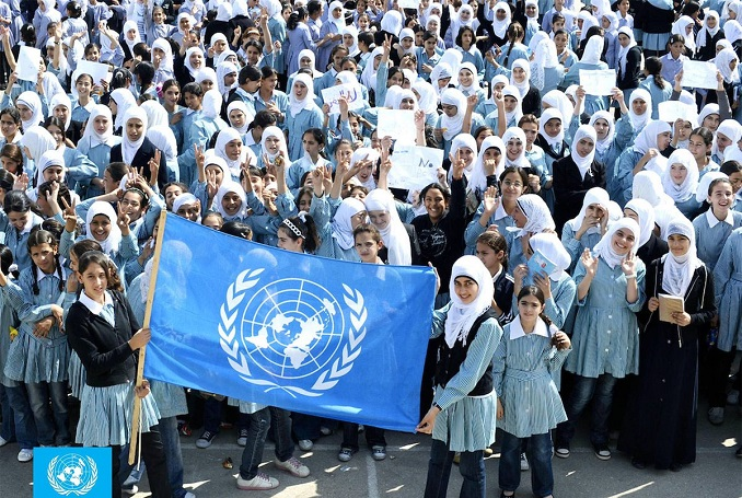 Norwegian Refugee Council Makes Appeal for UNRWA (VIDEOS