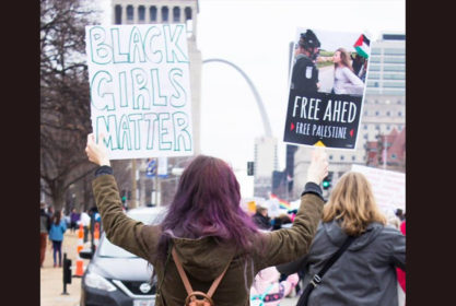 'Black Lives Matter Akin to Palestinian Struggle' Advocate Women of Color at LA Women's March (VIDEO)