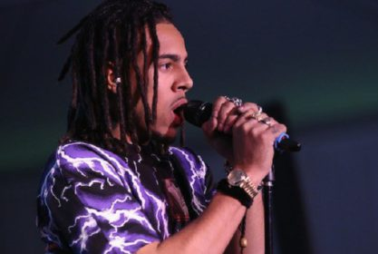 Rising Star Vic Mensa Writes, Sings for Palestine (VIDEOS)