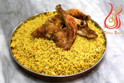 Palestinian Couscous Recipe: Responding to Virgin Atlantic 'Wiping Palestine off the Menu' (VIDEO)