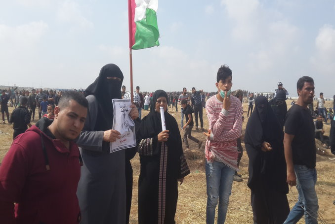 Palestinians martyred, over 600 injured in 5th Friday of demonstrations in Gaza