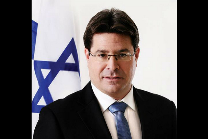 Israeli Minister: No Palestinian State in the West Bank