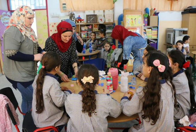 israel (apartheid state) to Shut Down UNRWA Schools in East Jerusalem without Notification