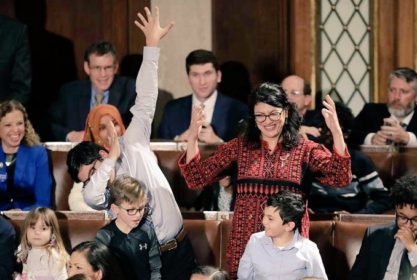 Florida Official: US Rep. Rashida Tlaib May 'Blow up' Capitol Hill