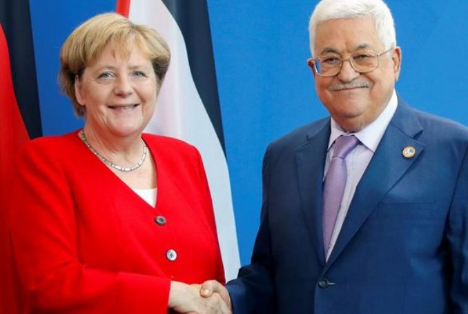 Abbas Begins Official Visit to Germany (VIDEO) - Palestine