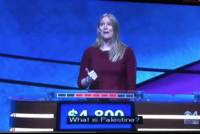 'Jeopardy' causes online furor over location of Church of Nativity