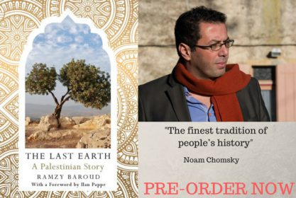 'The story of my people.' – Dr. Ramzy Baroud