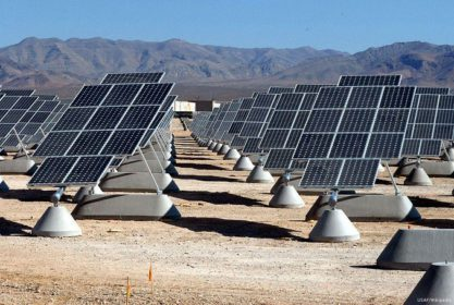 Palestine Opens First-Ever Solar Power Station
