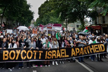 Christian Palestinian Group Slams Germany for Anti-BDS Motion