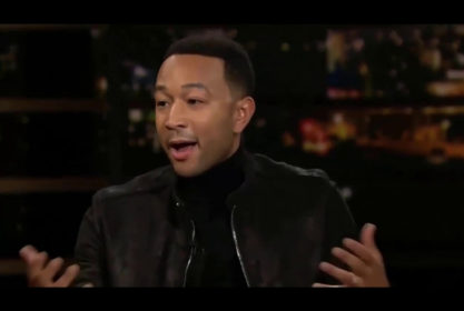 American Singer John Legend Speaks Up for Human Rights of Palestinians (VIDEO)