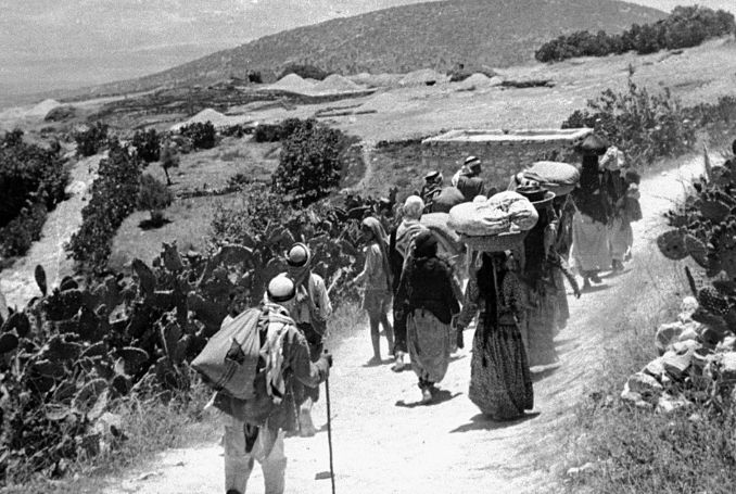 Israel Systematically Hides Documents Related to Nakba - Palestine ...