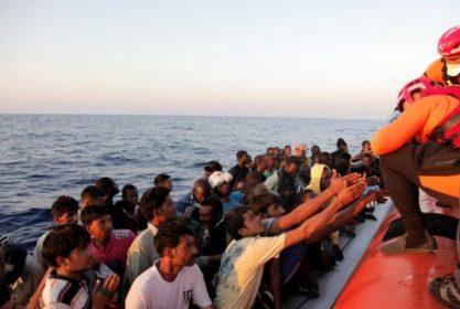 EU Using Israeli Drones to Track Migrant Boats in the Mediterranean Sea