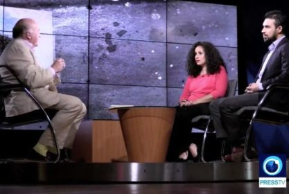 'Last Chapter' TV Program Discusses Baroud's 'Last Earth' (VIDEO)