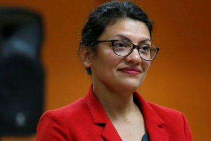 Tlaib Won't Visit West Bank under 'Oppressive' Israeli Conditions (VIDEOS)