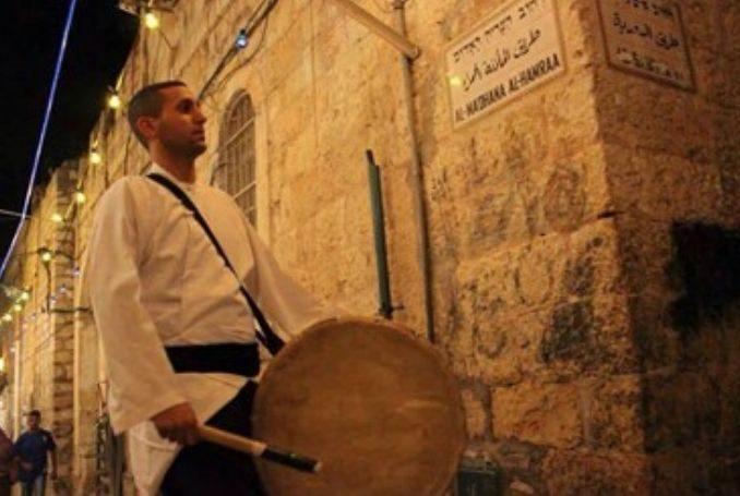 Israeli Forces Threaten to Arrest Ramadan Musaharati in Jerusalem -  Palestine Chronicle