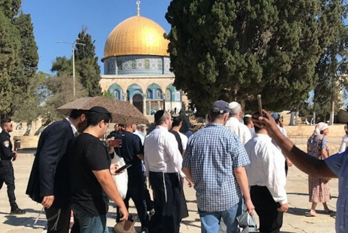 Al Aqsa Mosque in Jerusalem reopens after two months