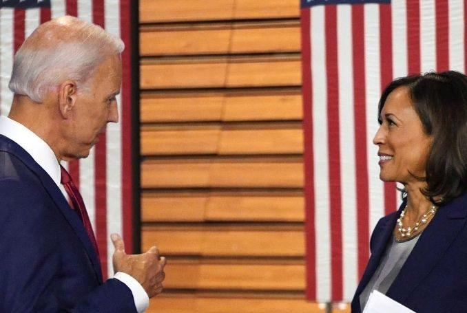 Watch Joe Biden And Kamala Harris On Israel Palestine Palestine Chronicle